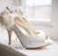 Ten Tips For Choosing Your Wedding Shoes