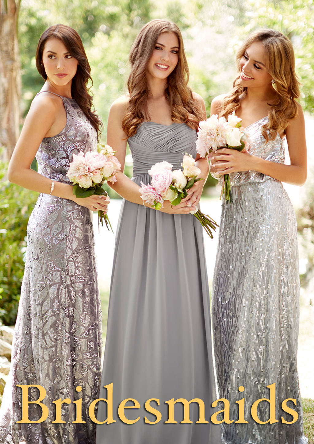 Boutique Bridesmaid Dress